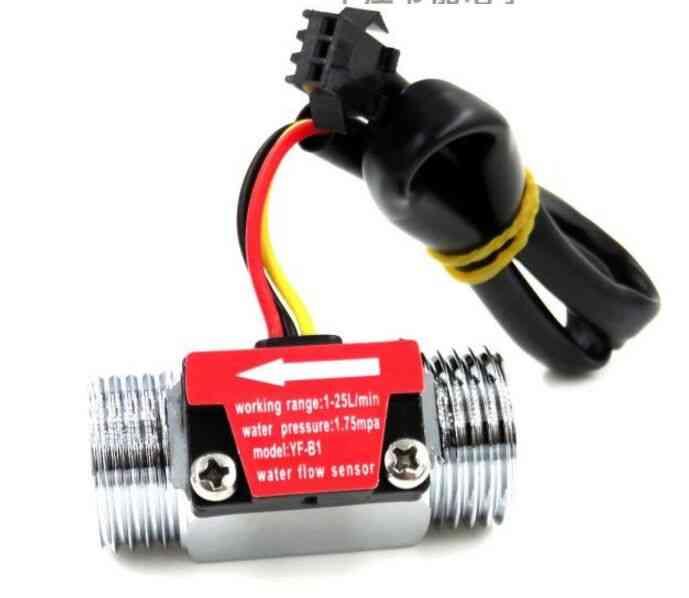 Water Flow Hall Sensor Switch Flow Meter For Industrial Turbine Sensor