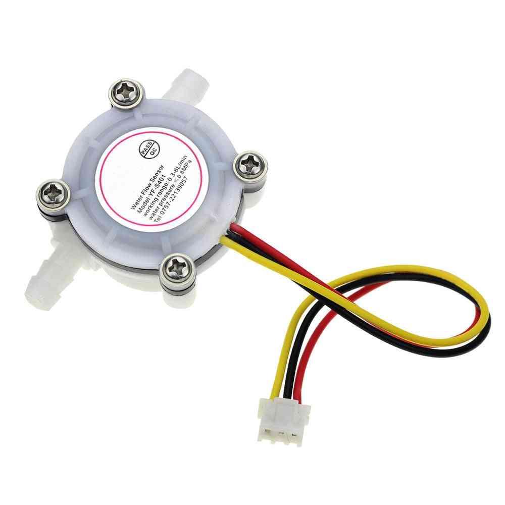 Water Flow Sensor, Min Switch Control
