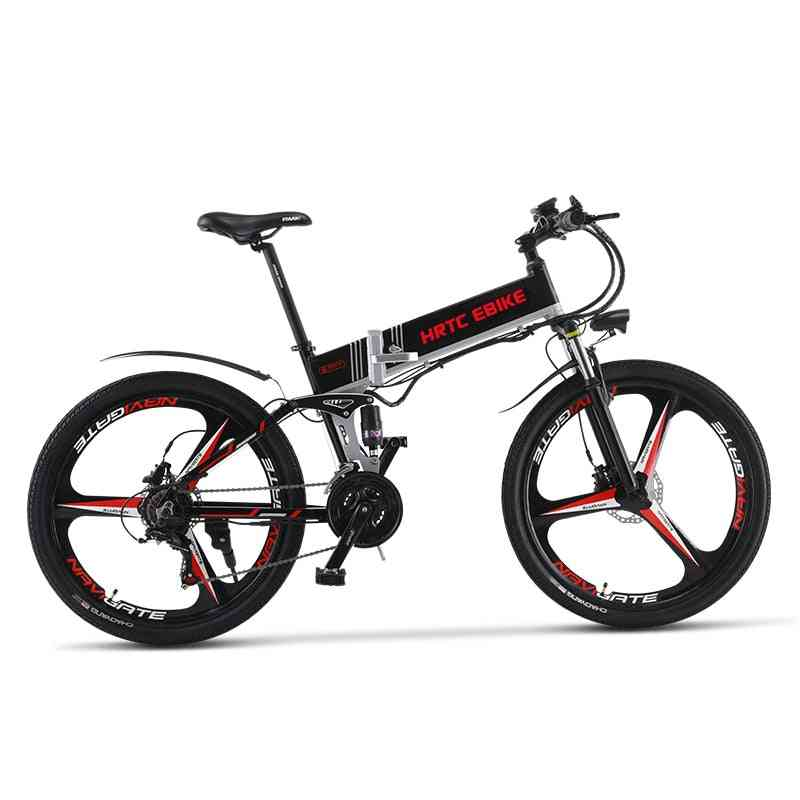 Electric Mountain Bike Lithium Battery Hidden/high Speed Motor Fold Frame