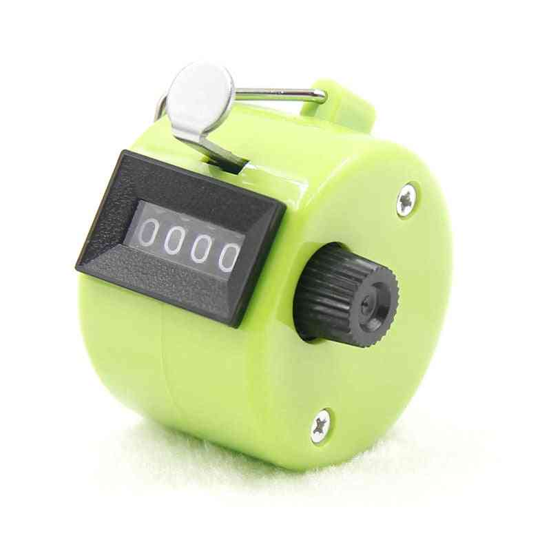 Portable And Electronic Digital Display Manual Counting Timer