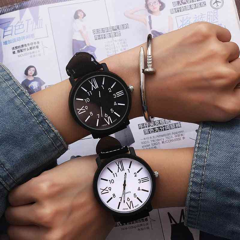Women Bracelet Watch, Vintage Roman Numerals, Female, Quartz Clock