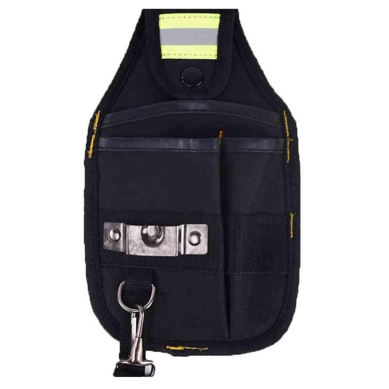 Waterproof Electrician Wide Tool Belt Holder Kit Bag