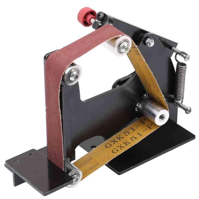 Multifunctional Iron Angle Grinder Sanding Belt Adapter Accessories Of Sanding Machine