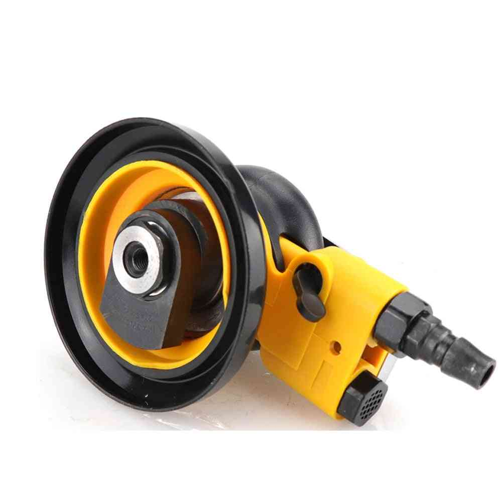 Pneumatic Air Sander Polisher Tool, Polishing Orbital Machine Grinder For Car Paint