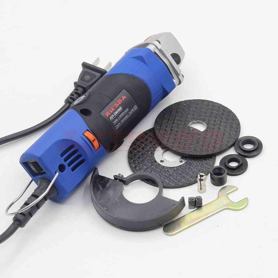Adjustable Speed Electric Grinder/mini Angle Grinder/grinding Polishing Machine