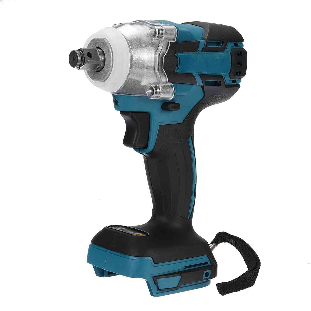 Electric Wrench With Led Light