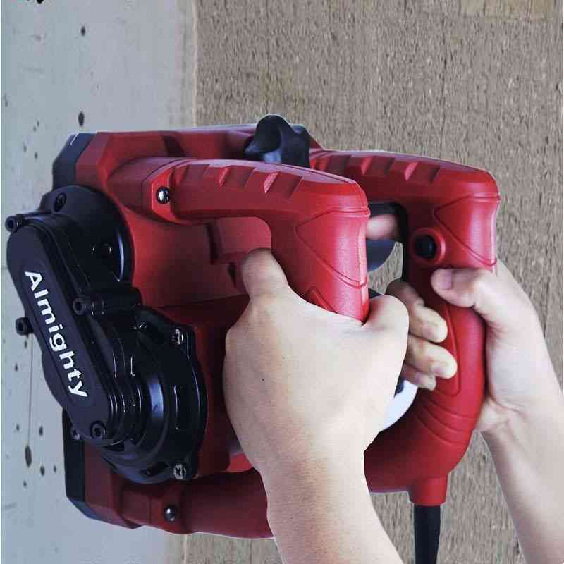 Dust-free Electric Planer Power Tool