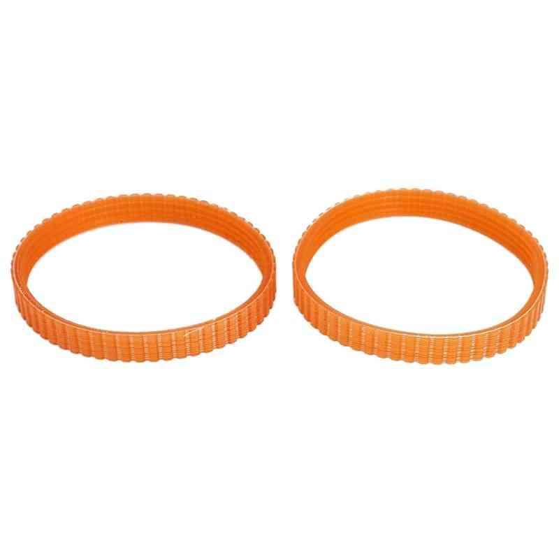 Width Electric Planer Drive Driving Belt (orange)