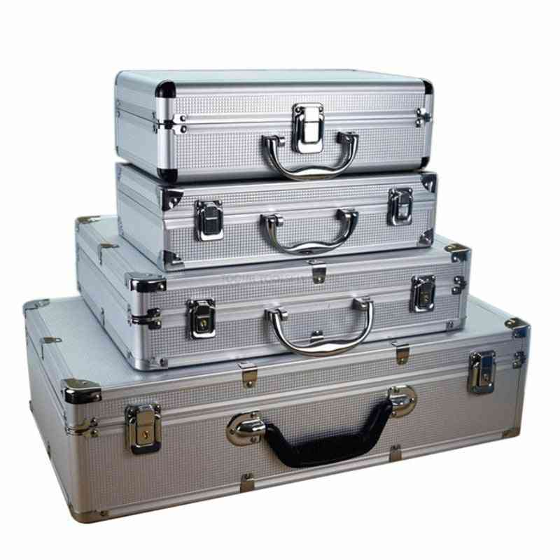 Aluminum Alloy Tool Case Outdoor Vehicle Kit Box