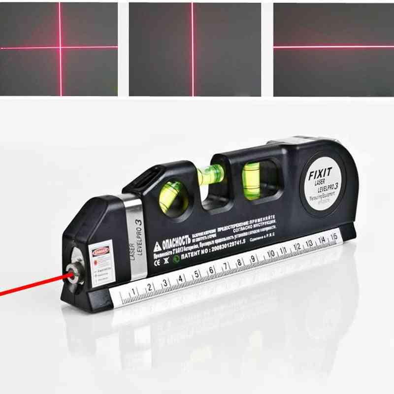 Multipurpose Laser Level Vertical Measure Ruler