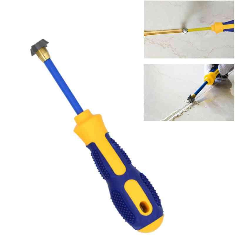 Tile Beauty Sewing Tool Floor Gap Cleaner Pressure Tungsten Steel