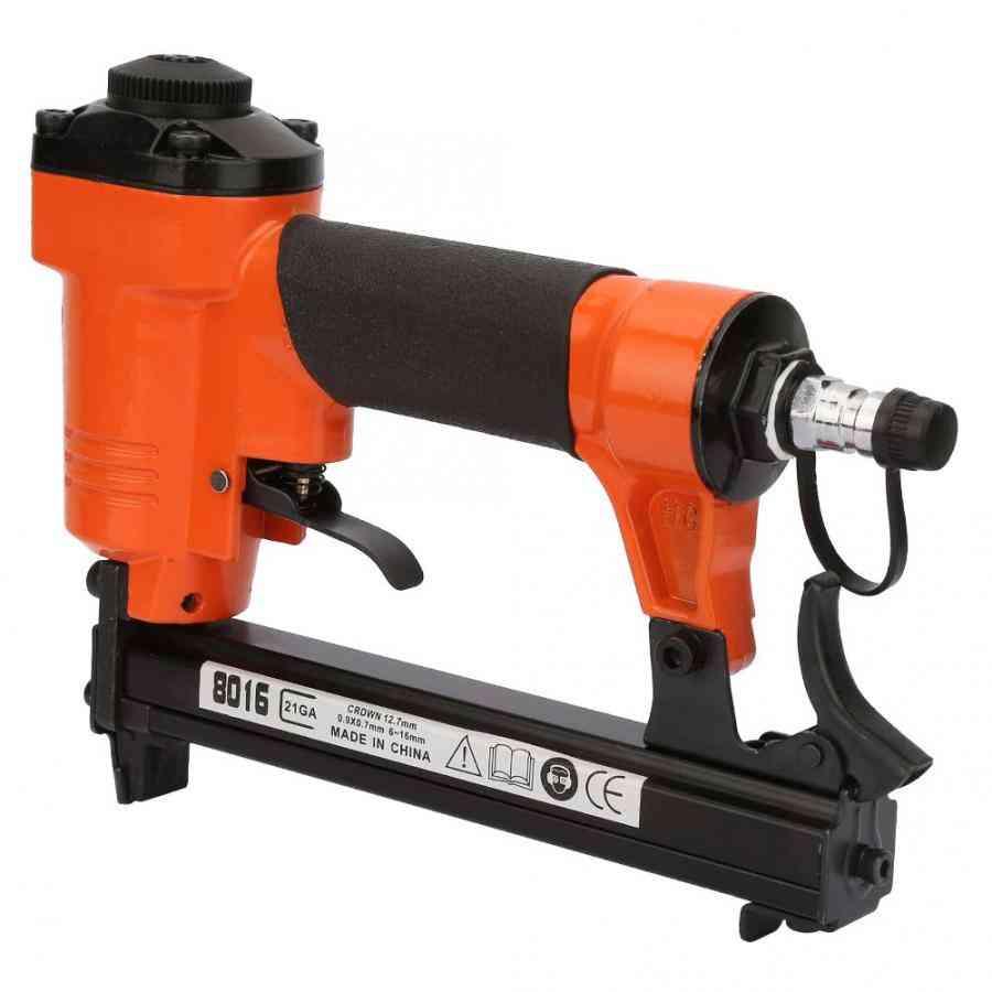 Pneumatic U Type  - Straight, Furniture Stapler Nail Gun