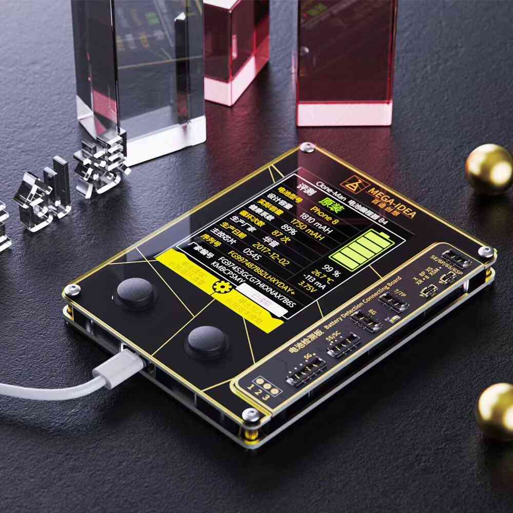 Qianli Mega-idea Battery Repair Tool For Iphone 6-x Xs Xsmax