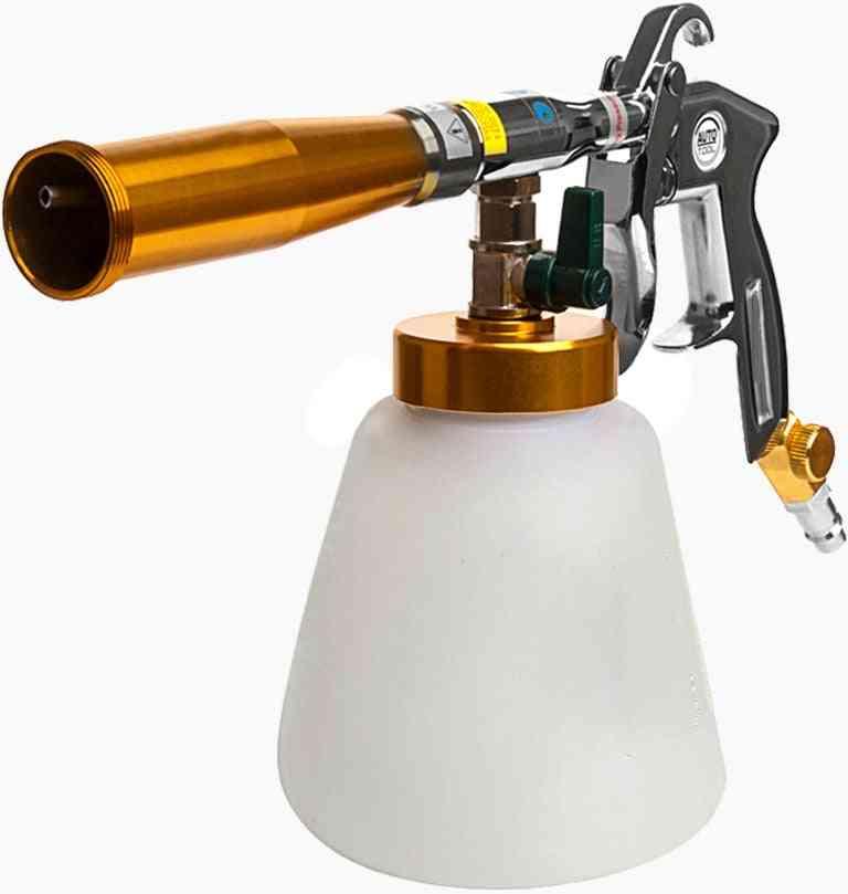 Automotive Interior Deep Cleaning Machine Gun With Brush High Pressure