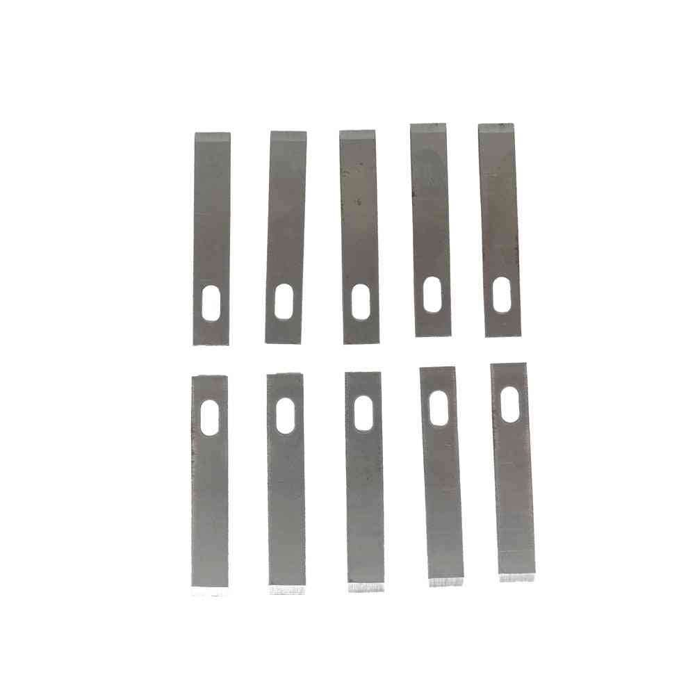 Non-slip Cutter Blades Engraving Craft Knives Metal Scalpel Repair Hand Tools