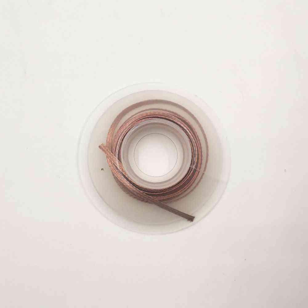 1pcs Solder Wick Copper - Braid Solder Remover Desoldering Accessory