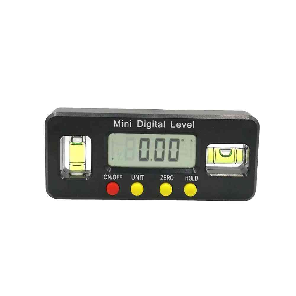 Digital Angle Finder Protractor Electronic Level Box