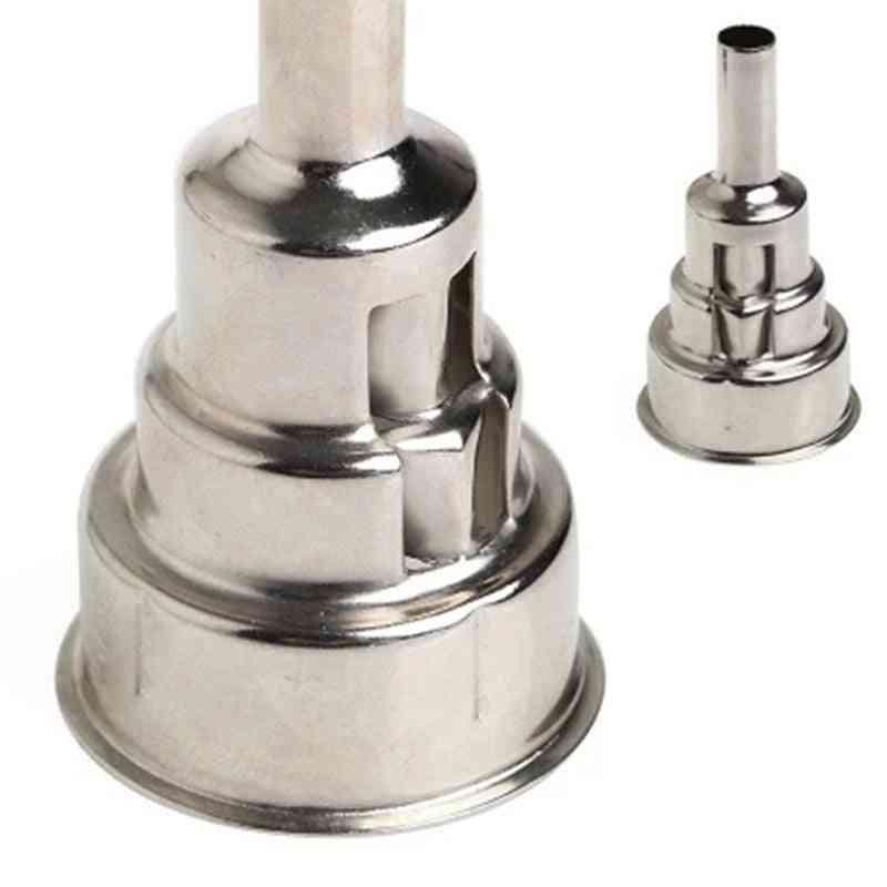 Iron Circular Nozzle For Heat Air Guns