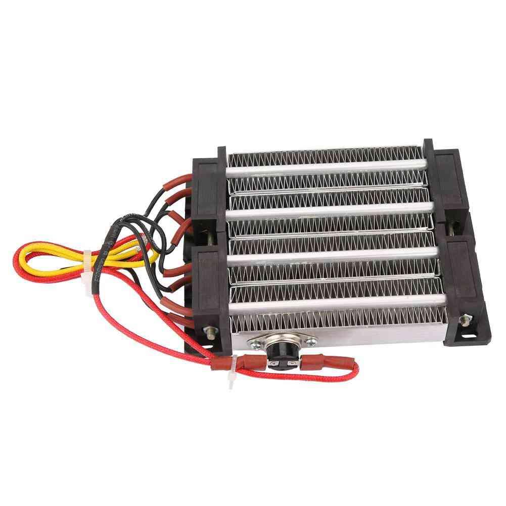 110v/220v 1000w Insulated Ptc Ceramic Air Heater - Heating Element