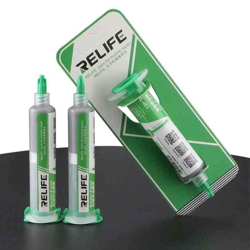 1pcs 10cc High Quality Solder Paste Flux - No Clean Relife Soldering Paste
