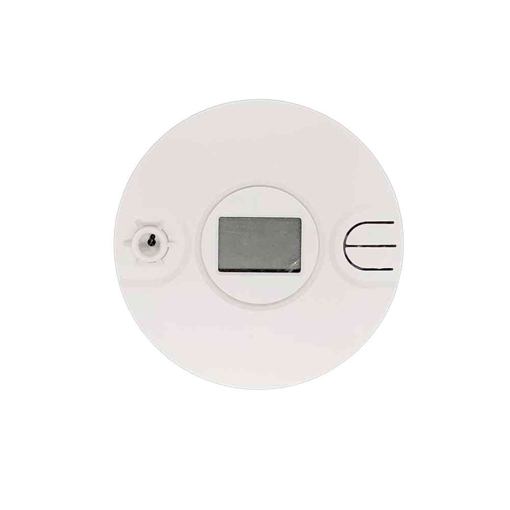 Wireless Thermal Heat Detector Fire Alarm Sensor
