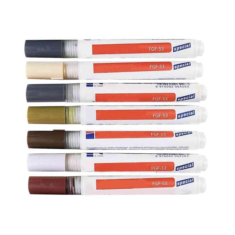 1pcs Seam Beauty Tile Gap Repair Color Pen  - Grout Marker