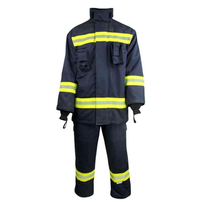 En469 Suit Fire Fighting C1 Jacket & Bib Pants