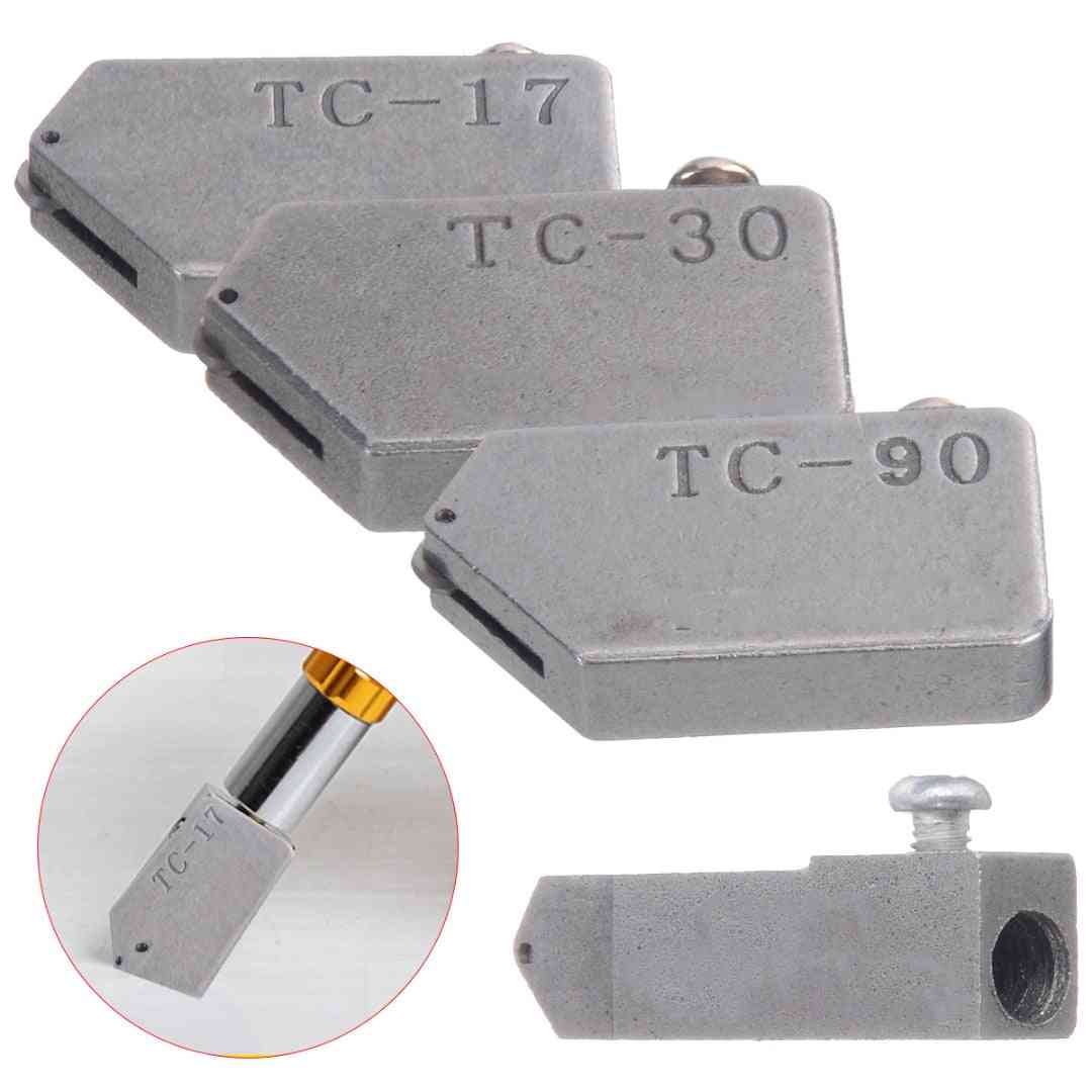 Glass Head Alloy, Straight Cutting Tile Cutter Tool