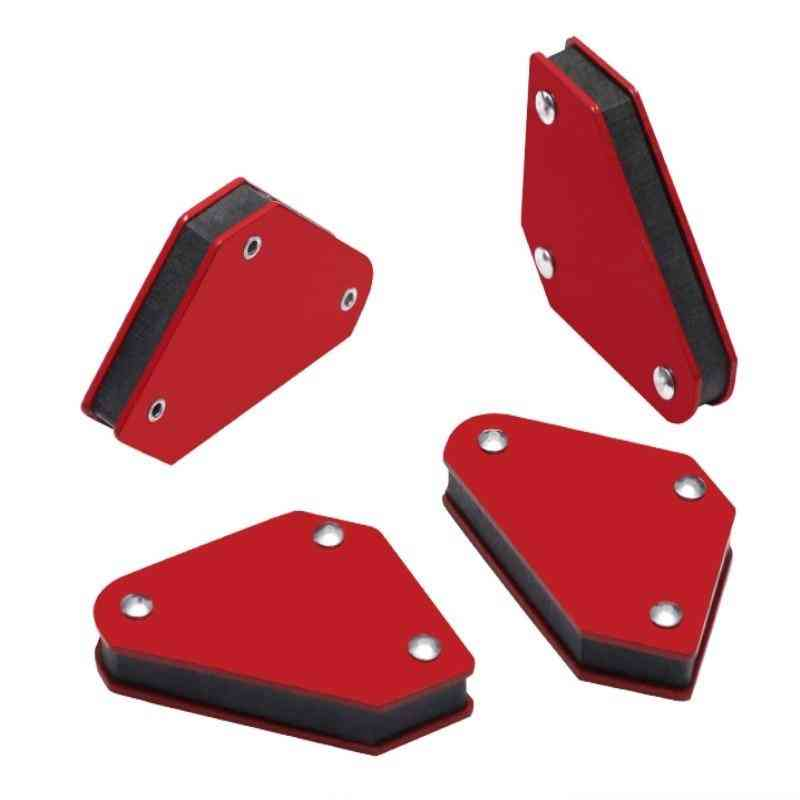 Mini Triangle, Welding Positioner - Magnetic Fixed Angle Soldering Locator Tool