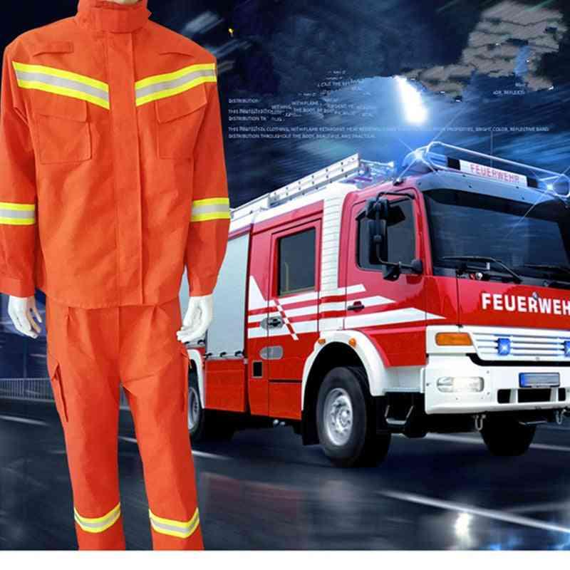 Anti-high Temperature Fire Emergency Rescue Suit