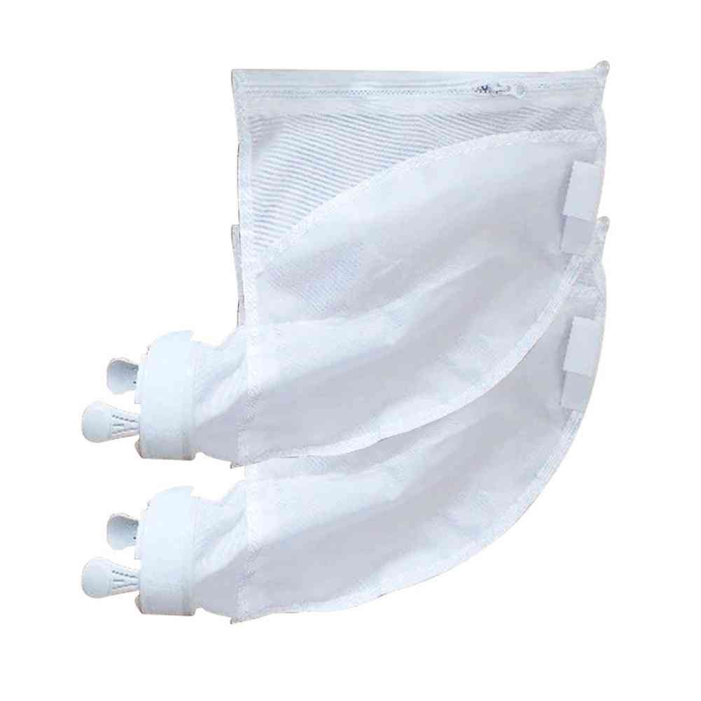 Pool Cleaner Filter Bag, Replacement Pouches, Vacuum Cleaner For Polaris