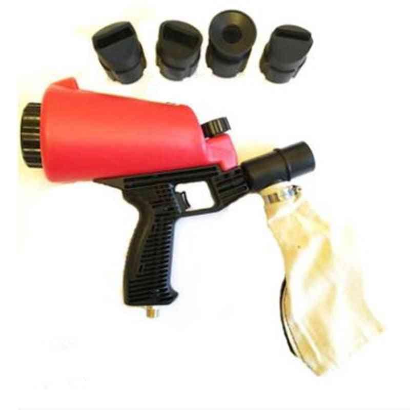 Portable Rust Removal Sandblaster, Simple Sandblasting Equipment