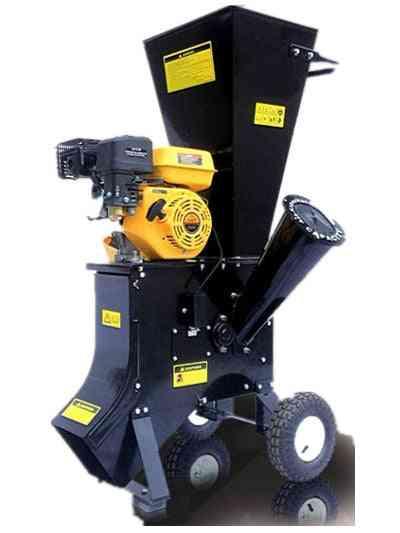 Wood Chipper Shredder Machine