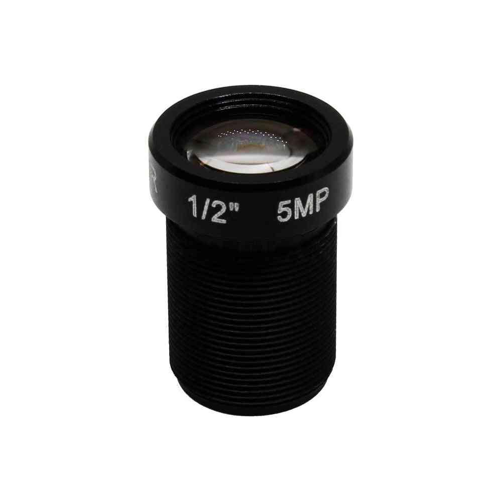 5megapixel M12 Fixed  Cctv Lens Long Distance View For Ahd Camera Ip Camera