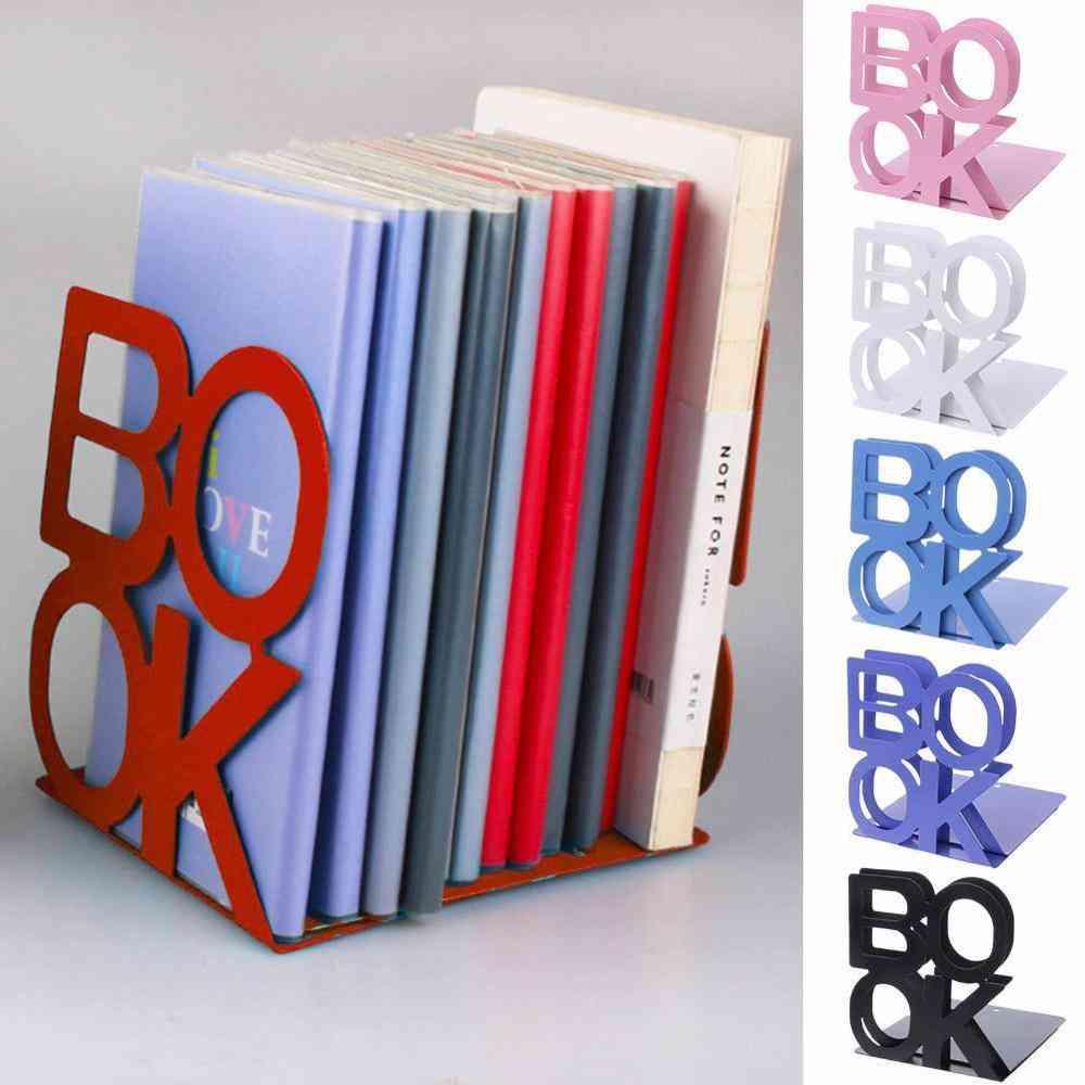 Portable Anti-skid Universal Metal Book Stand