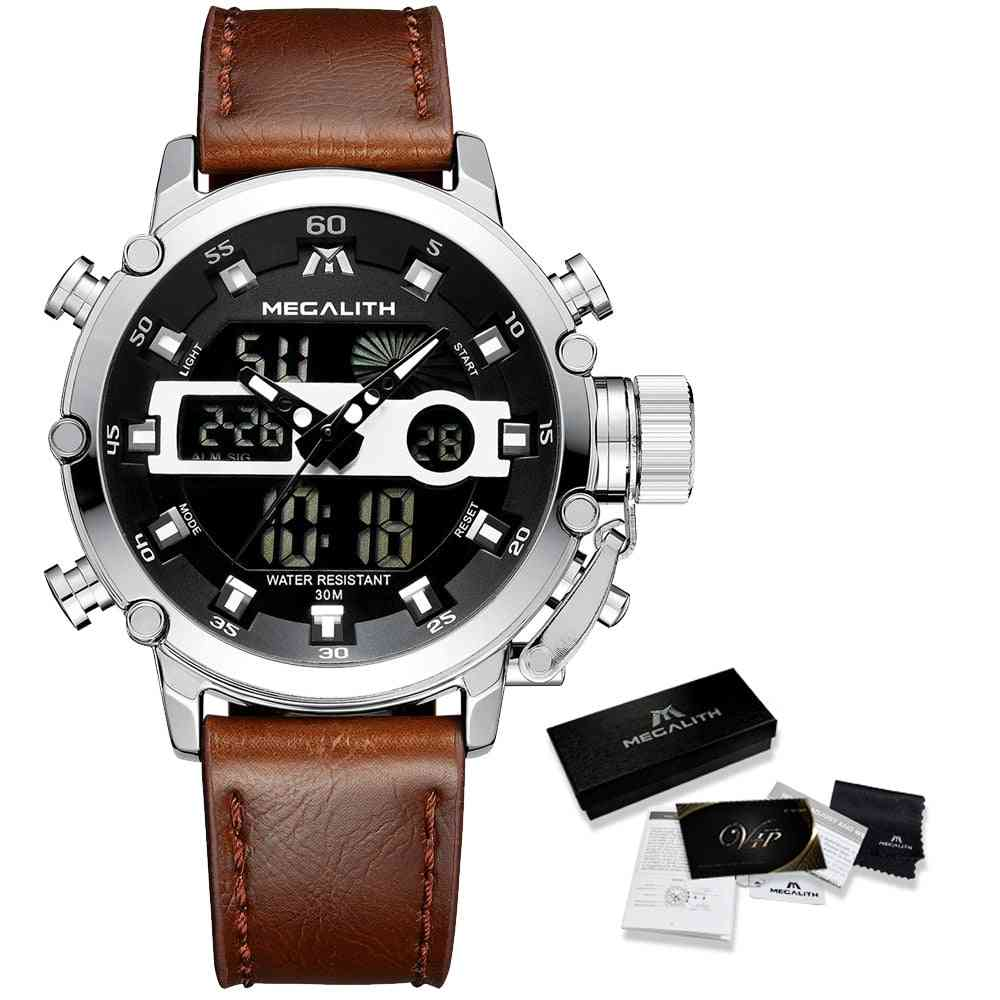 Water Resistant With Chronograph Sport Watches