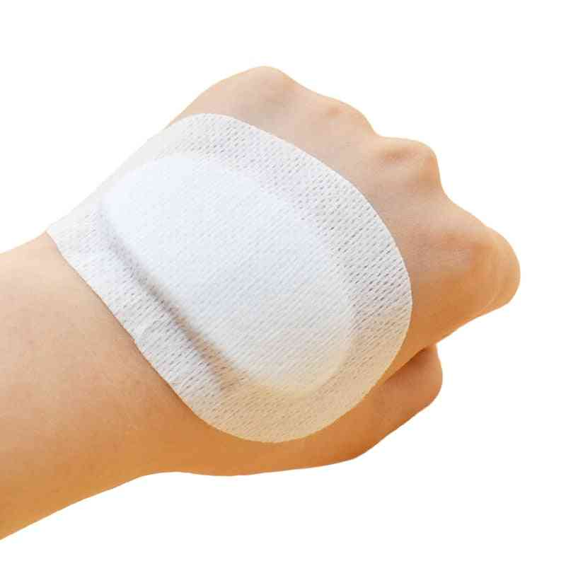 Band-aids Waterproof Breathable Cushion Adhesive Plaster Wound Hemostasis Sticker