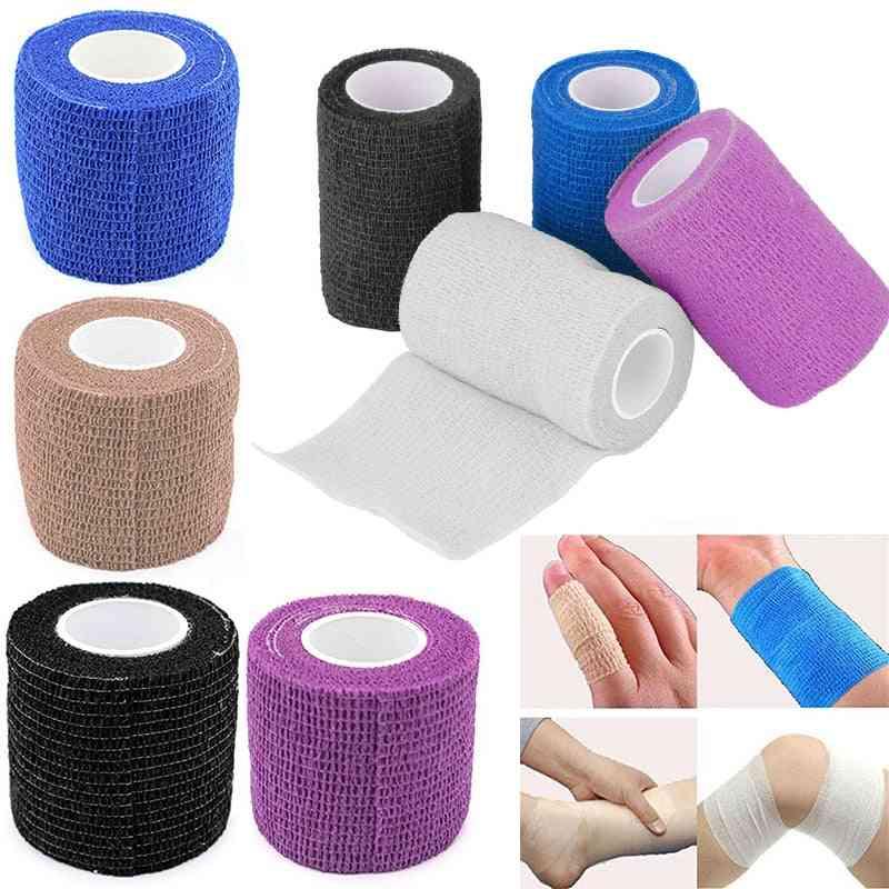 Self Adhesive Elastic Bandage, Elastoplast Emergency Muscle Tape