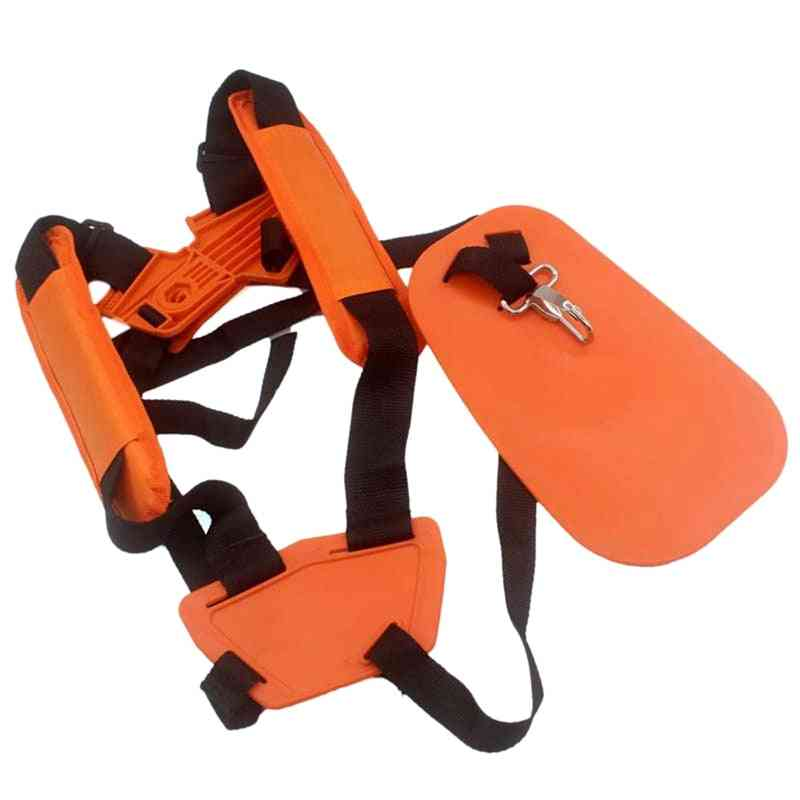 Double Shoulder Strap Grass Trimmer, Brush, Cutter, Harness Belt