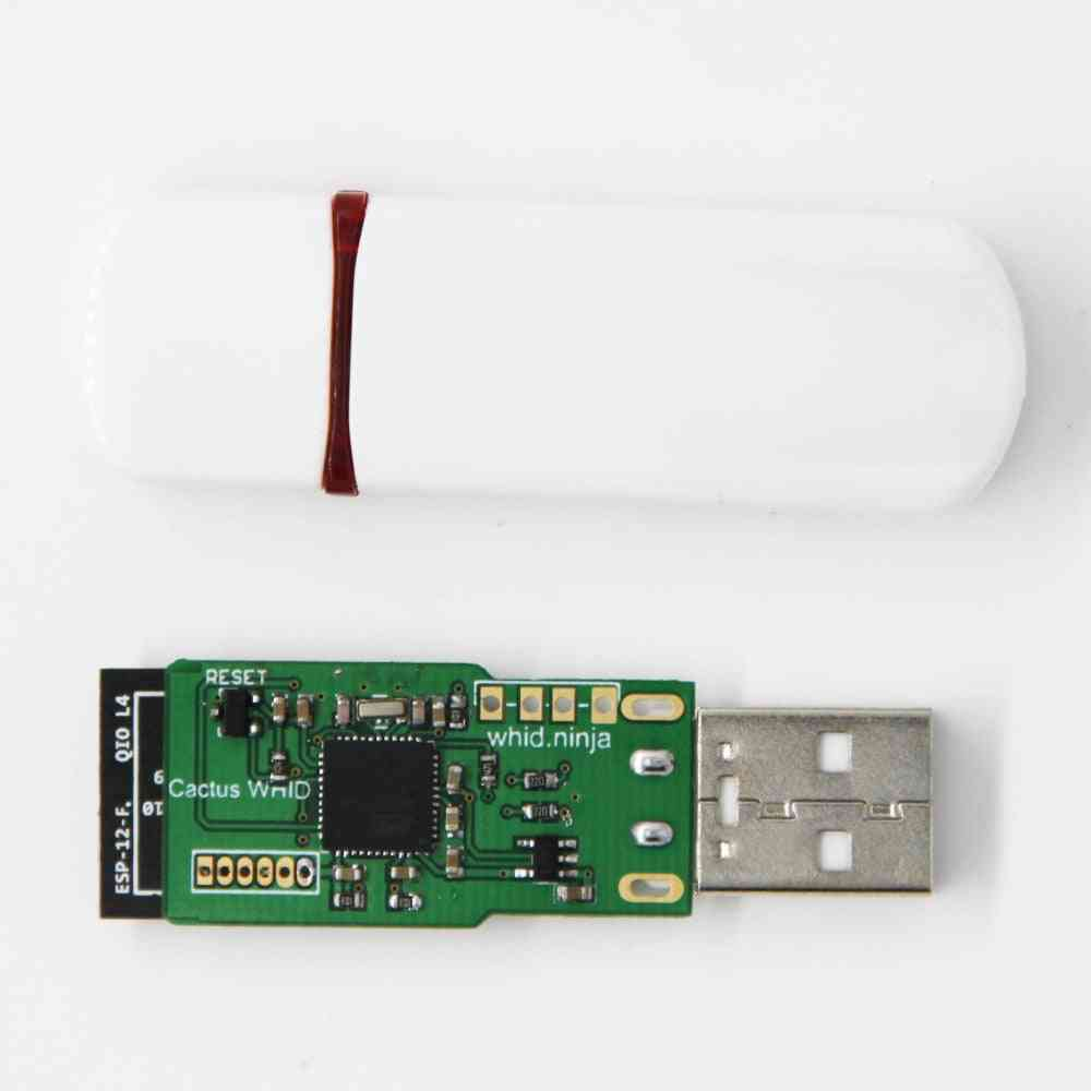 Cactus Whid Wifi Hid Injector Usb Rubberducky