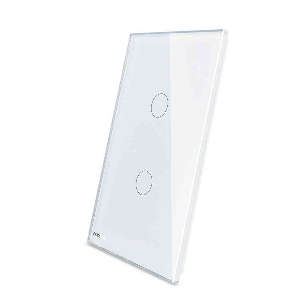 Us Standard Luxury Glass, Not The Switch All Panel For Socket Switches