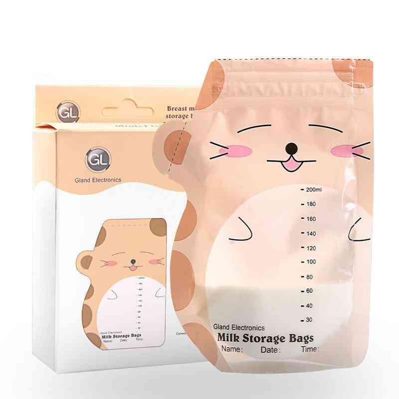 Breast Milk Disposable, Practical Food Storage Bag