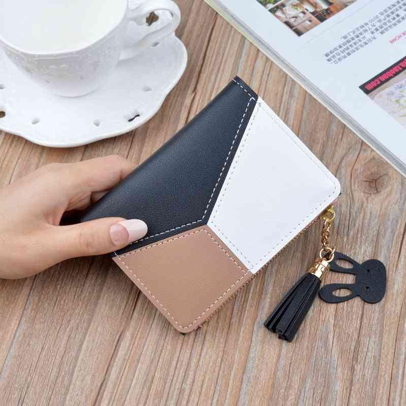 Women Cute Pink Wallets, Card Holder Bag