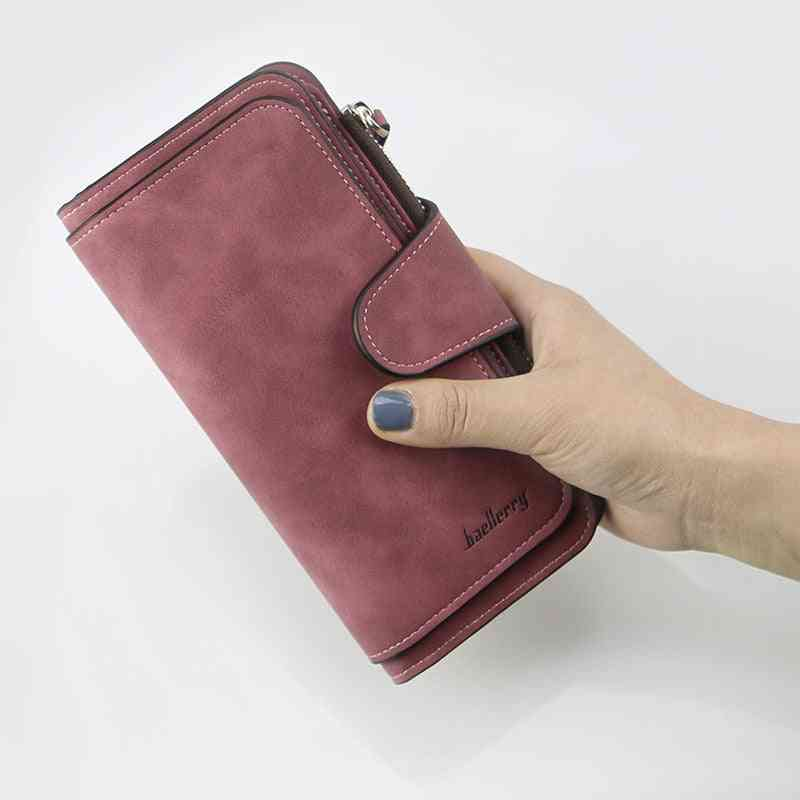 Women Leather Wallets, Coin Card Holder Money Bags
