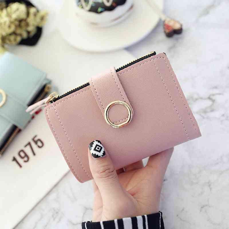 Women Fashion Leather Wallets, Clutch Purse