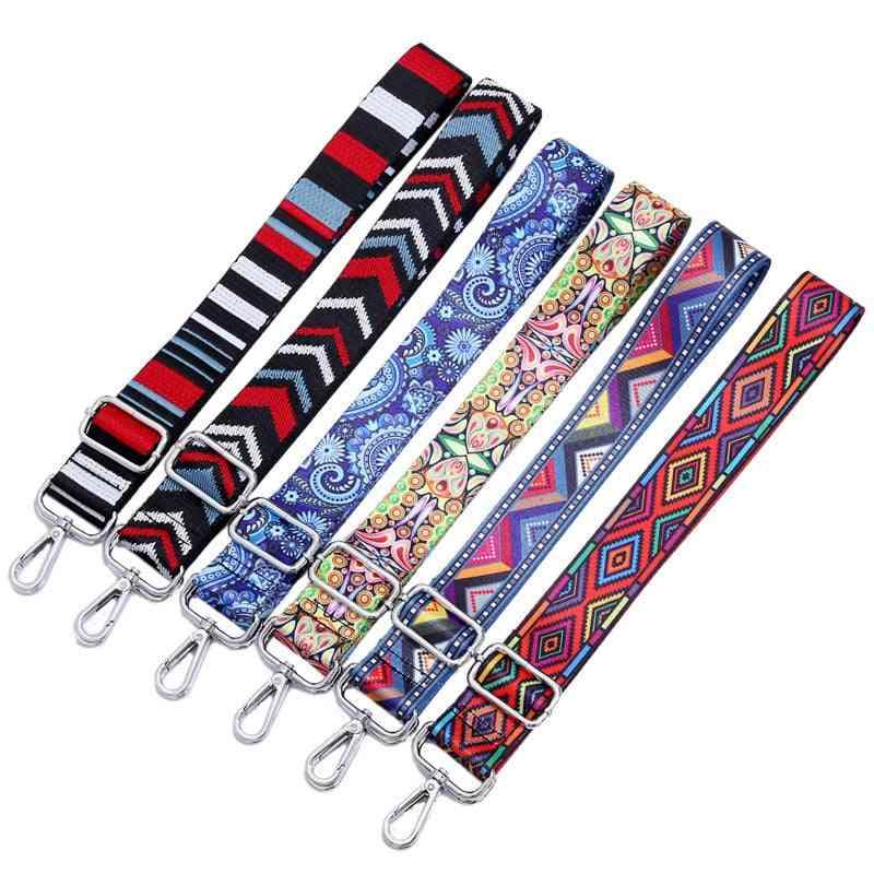 Belt Bags Strap Accessories, Women Shoulder Hanger / Handbag Straps