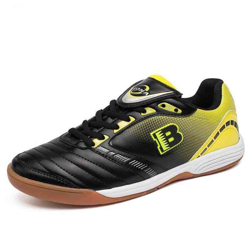 Men Soccer Shoes, Action Leather Football Shoe
