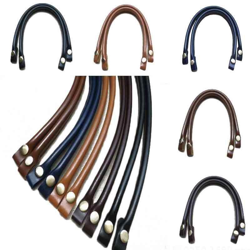 Handles Leather Bag Handles, Handbag Strap Belt