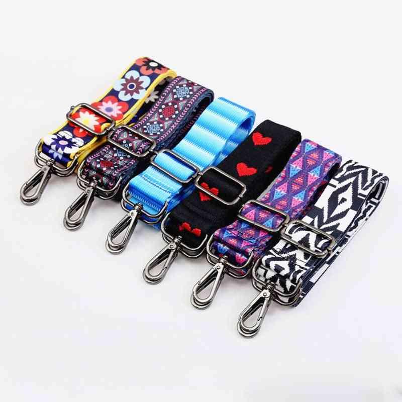 Adjustable Belt Bag Strap, Handbag Accessories Decorative Ornament