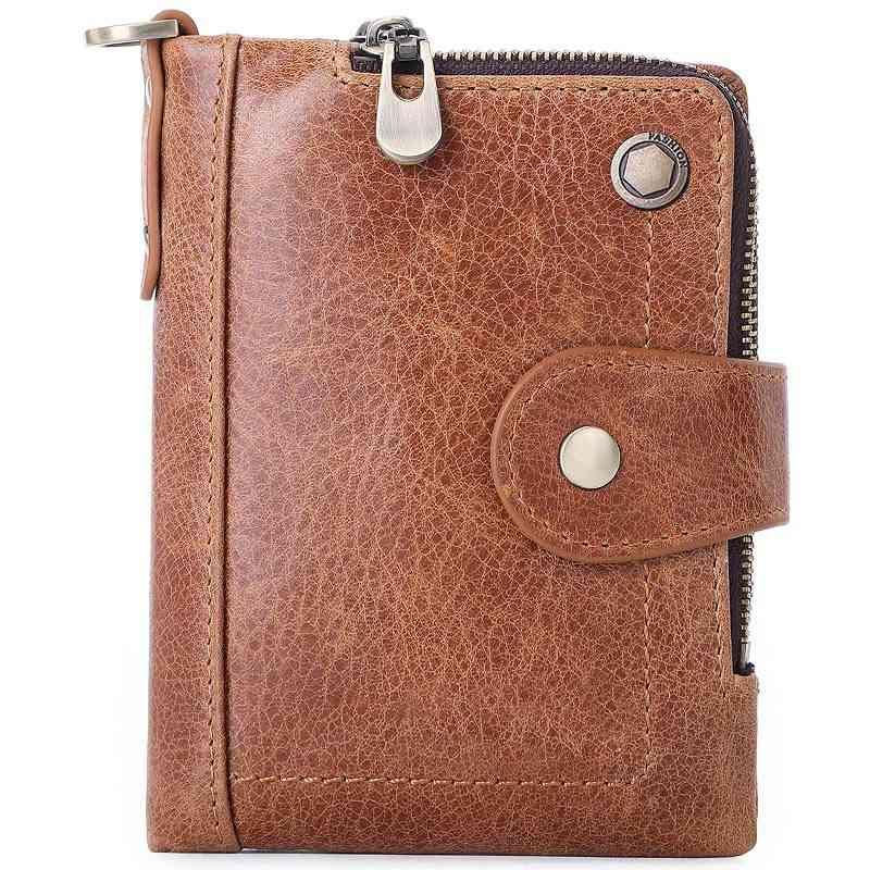 Pocket Short Cover - Leather Card Holder / Wallet